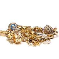 ESTATE GOLD, COINS & JEWELRY